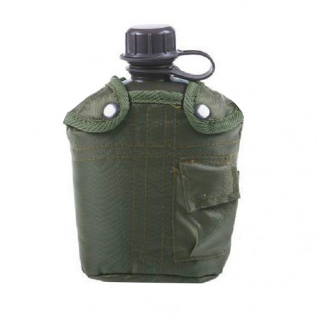 Cantimplora militar OZtrail ARMY CANTEEN PLASTIC 946 ML - verde bosque