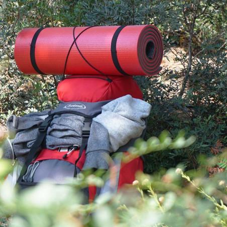 Esterilla de espuma aislante CAMP EXPERT - roja