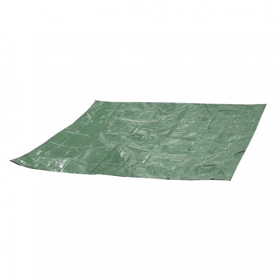 Suelo de camping - LONA DE RAFIA 2 X 3 - verde camu