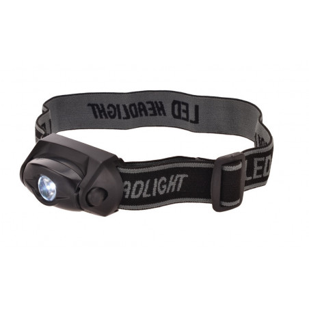 Linterna frontal OZtrail 3W CREE LED LIGHT HEADLAMP 180 lúmenes