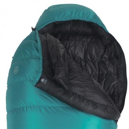 Saco de dormir Aura NORA XL HARBOR BLUE - azul