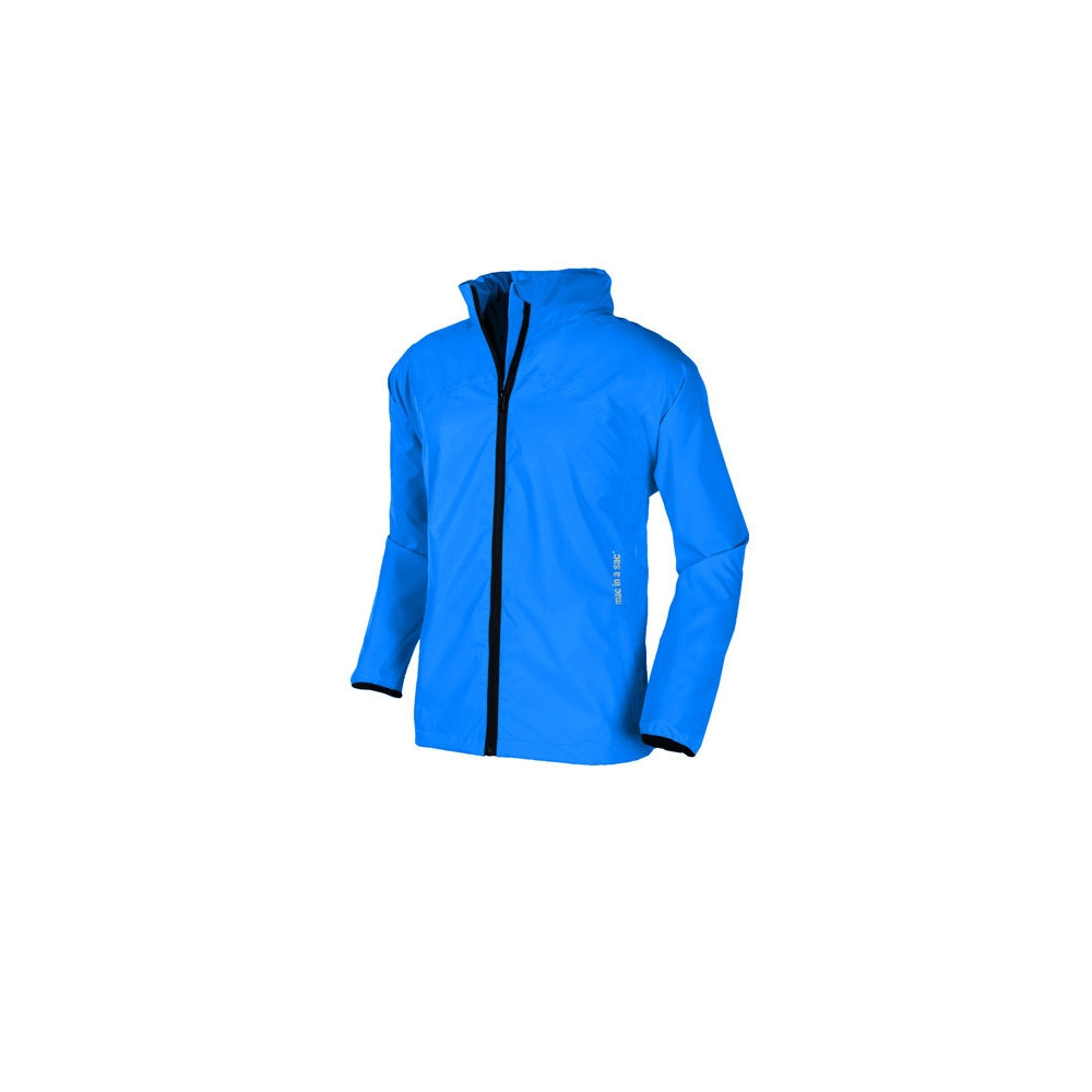 Chaqueta cortavientos Mac in a sac ADULTO - azul