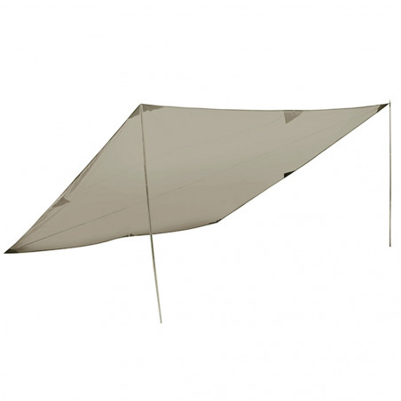 Lona chillout High Peak TARP 4x4 M - stone