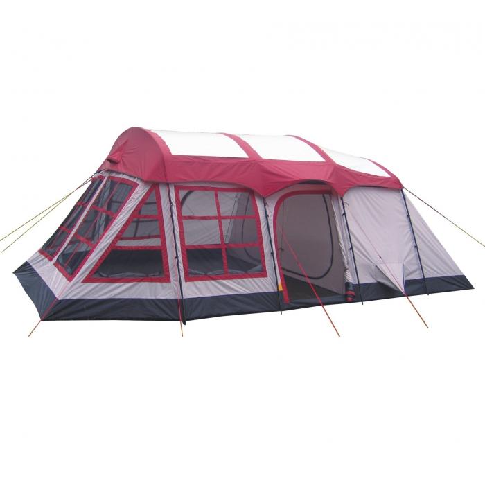 Tienda de campa a inesca indiana 6 camping sport for Piscinas familiares desmontables