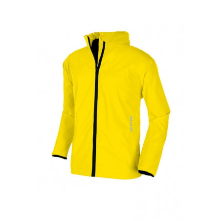 Chaqueta cortavientos Mac in a sac JUNIOR - amarillo
