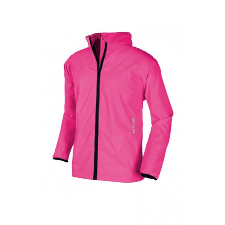 Chaqueta cortavientos Mac in a sac JUNIOR - fucsia