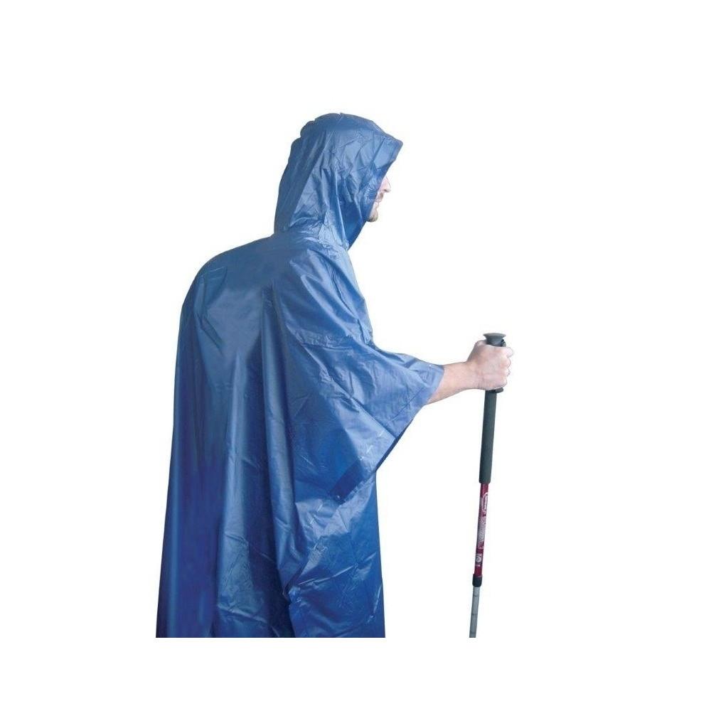 poncho cubremochilas setmil azul