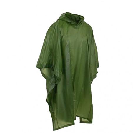 Poncho de PVC Hosa RAIN PONCHO - verde