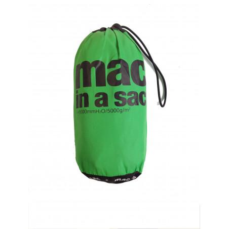 Chaqueta cortavientos Mac in a sac ADULTO - verde