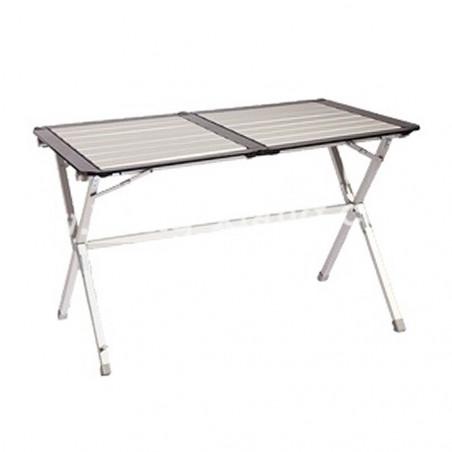 Mesa plegable HOSA RECTANGULAR aluminio