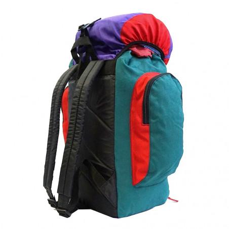 Mochila de trekking Hosa ALPES 35 - roja y verde