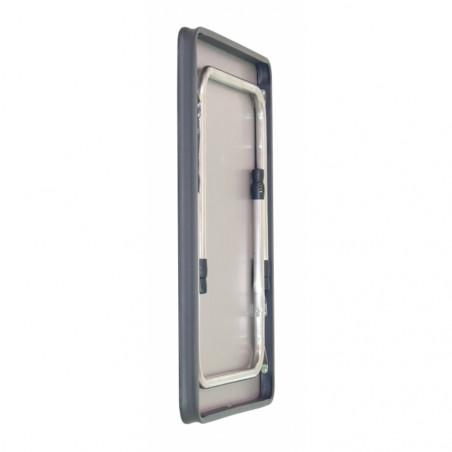 Mesa plegable Crespo RECTANGULAR 65 X 53 - gris