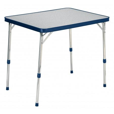 Mesa plegable Crespo RECTANGULAR 81 X 61 - azul