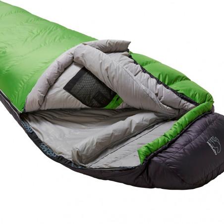 Saco de dormir Nordisk CELSIUS -10º XL – verde