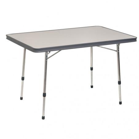Mesa plegable Crespo RECTANGULAR 101 X 70 - gris