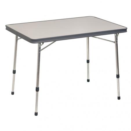 Mesa plegable Crespo RECTANGULAR 101 X 65 - gris