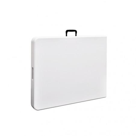 Mesa plegable Hosa RECTANGULAR 183 X 76 - blanca