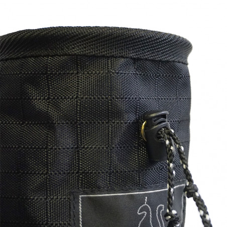 Bolsa de magnesio North Star ESCALADA CHALK BAG - negra