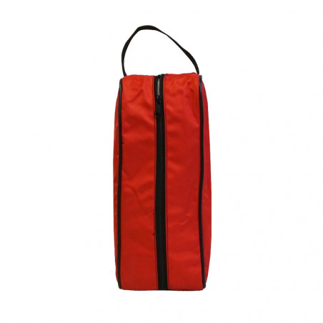 Bolsa para zapatos o gimnasio North Star SHOE BAG - roja