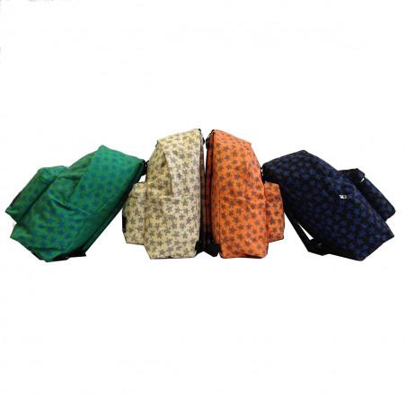 Daypack TURTLE verde