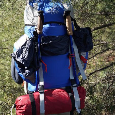 Mochila de trekking Hosa CAMPO 70 - azul