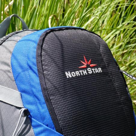 Mochila de trekking North Star FORREST 30 - azul