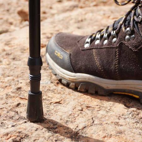 Par de bastones de trekking Setmil NATURE 3 TRAMOS con antishock