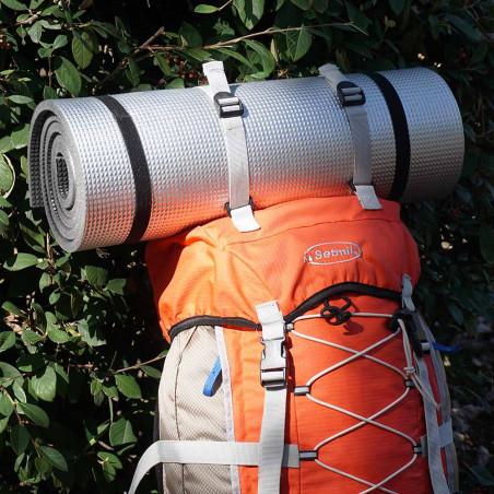 Mochila de trekking Setmil FORREST 60 - naranja