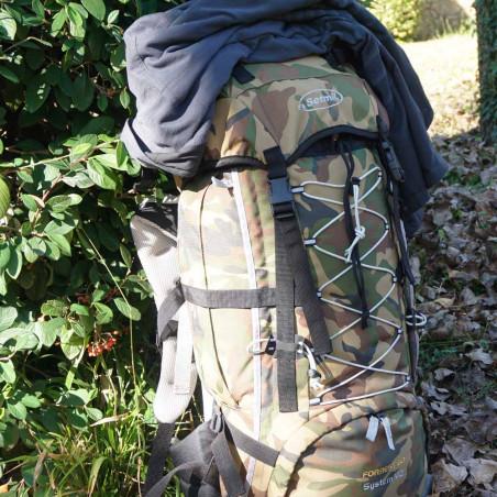 Mochila de trekking Setmil FORREST PLUS 60 - camu