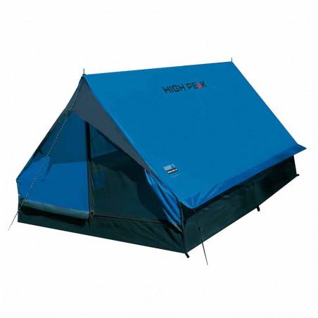 Tienda de campaña High Peak MINIPACK 2P - azul