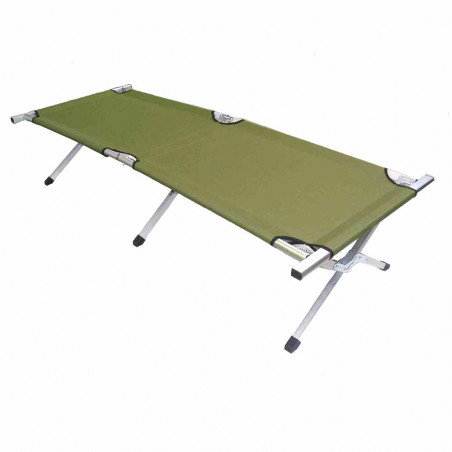 Cama plegable campamento Hosa CAMP BED - verde