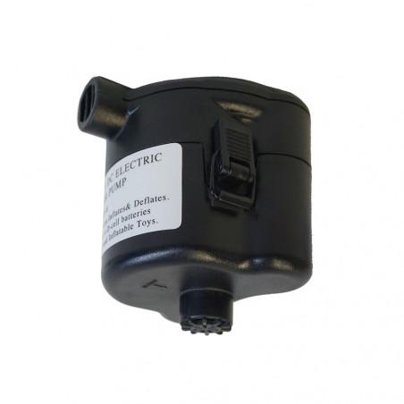 Hinchador eléctrico Rockwest INALÁMBRICO 12V 95W - negro