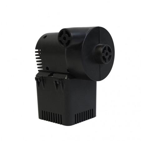 Hinchador eléctrico Rockwest INALÁMBRICO ALTO 12V 95W - negro