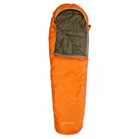 Saco de dormir North Star MICRO 1000 - naranja
