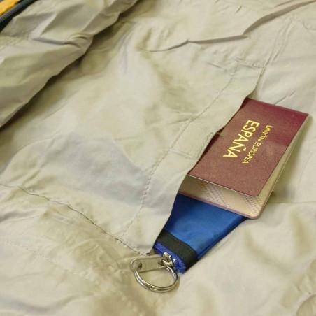 Saco de dormir Setmil COMPACT 250 - dorado