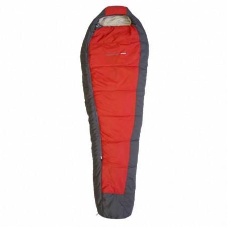 Saco de dormir Setmil COMPACT 250 +8º- rojo
