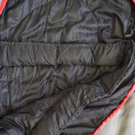 Saco de dormir MICRO 650 - gris