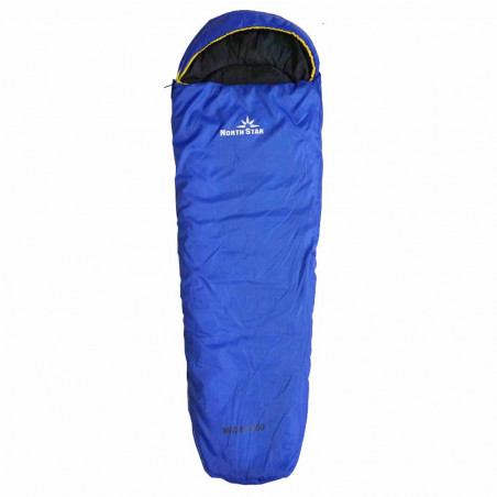 Saco de dormir North Star MICRO 850 +8º- azul