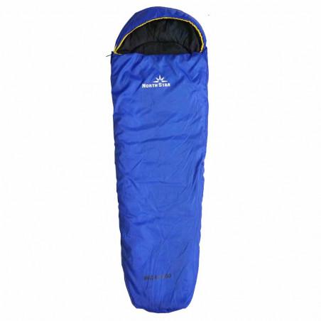 Saco de dormir North Star MICRO 850 - azul