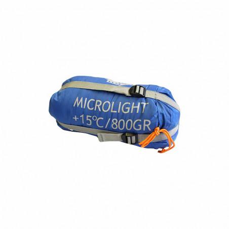 Saco de dormir MICROLIGHT - azul