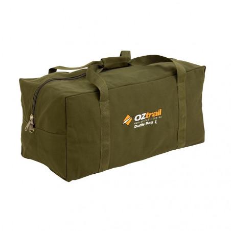 Bolsa de viaje OZtrail CANVAS DUFFLE BAG GRANDE - caqui