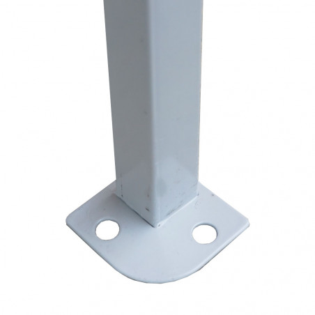 Carpa plegable Hosa ACERO 3X3 - blanca