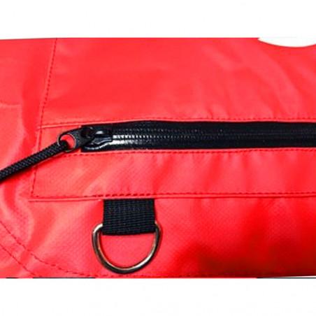 Mochila de barranquismo Inesca BIG BEN 85 - roja