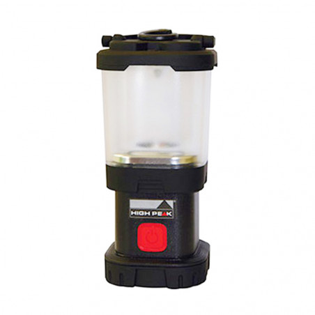 Lámpara led de camping High Peak TREK LIGHT COLLAPSIBLE LANTERN