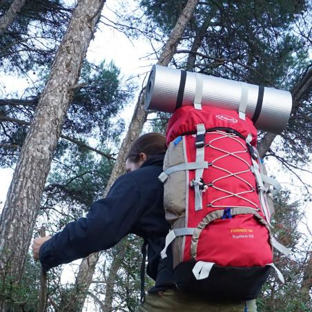 Mochila de trekking Setmil FORREST 60 - granate
