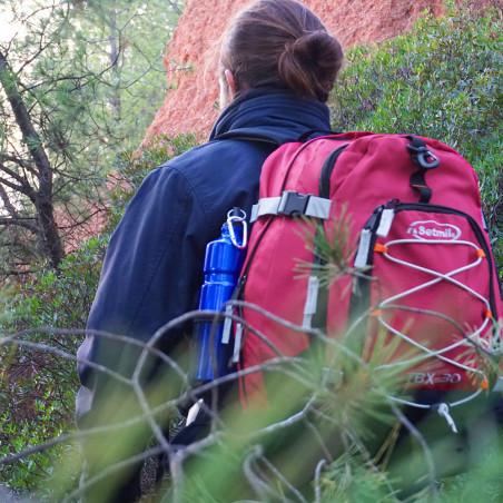 Mochila de trekking Setmil TBX 30 - granate