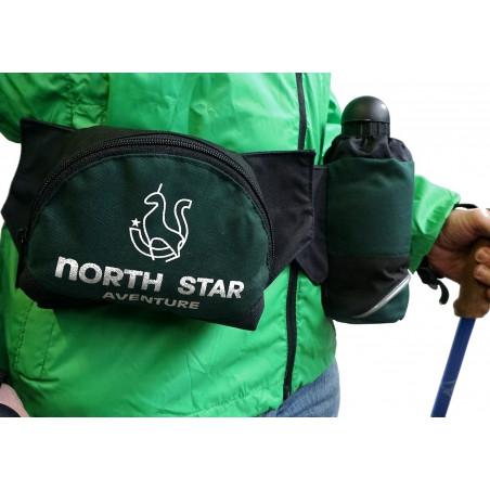Riñonera North Star ADVENTURE - verde