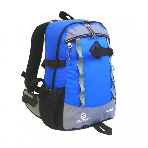 Mochila de trekking Clisport CEDRO 25L azul
