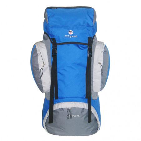 Mochila de trekking Clisport SENDERA 75L azul