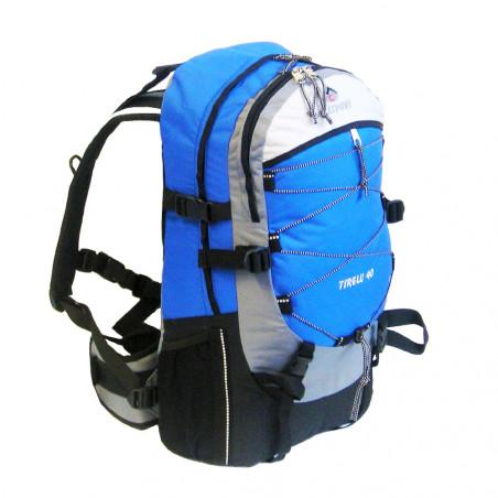 Mochila de trekking Clisport TIRELU 40L azul